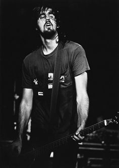 Krist Novoselic on K