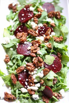 Arugula Beet Salad 5