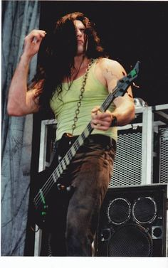 Peter Steele. LOVE this pic!!