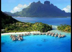Hilton Bora Bora Nii Resort & Spa...someday.