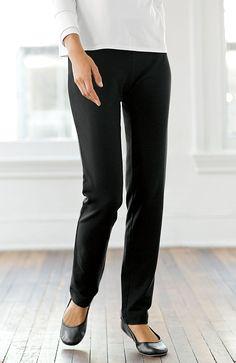 Pure Jill slim-leg pants