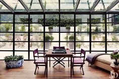 interior, architectural digest, dream, glass, windows, hous, monte carlo, light, sunroom