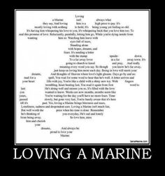 #usmc #marines #military #love Love this poem