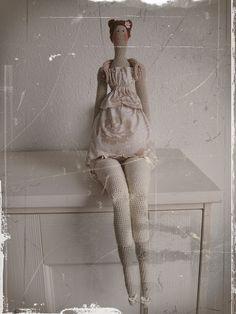 crochet tilda doll