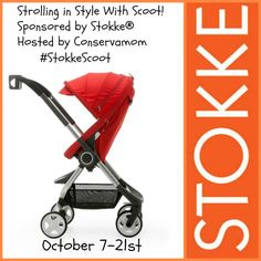 Want to win this Stokke Scoot!