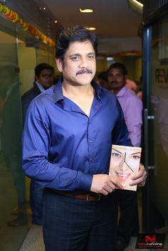 Nagarjuna @ Age Erase Book Launch