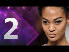 ▶ First Face - #2 Joan Smalls Spring/Summer 2014 | FashionTV - YouTube
