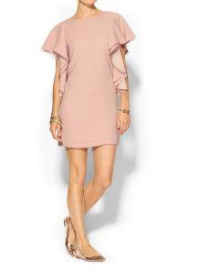 #blush #pink is in #fashion http://www.cefashion.net/make-us-blush/ #dresses #shirt