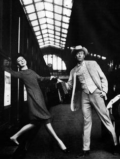 Richard Avedon - Audrey Hepburn - Harpers Bazaar-September 1959