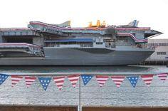 DIY 4th of July : DIY American Flag Garland