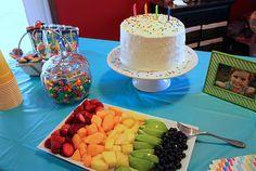 rainbows, birthday idea, year birthday, rainbow parti, rainbow themed 1st birthdays