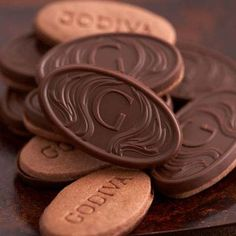 Sign up for Godiva's Rewards Club (it's free) and you'll get a free piece of chocolate every month when you visit a participating Godiva boutique.