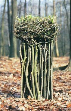 land art by Bart Nys...Belguim