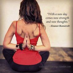 new day, new practice
