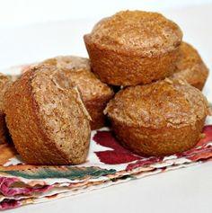 Easy Pumpkin Spice Muffins #recipe