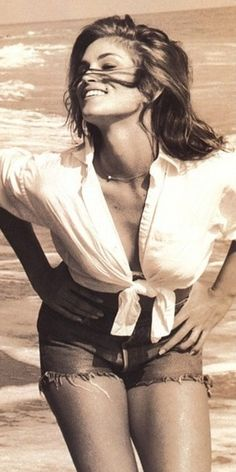 Cindy Crawford by herb ritts