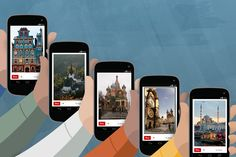 Pinterest in Russian, Polish, Turkish, Czech and Slovak, via the Official Pinterest Blog