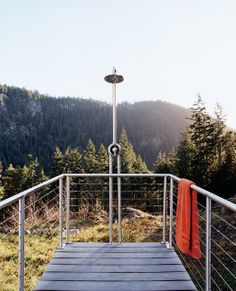 The Outdoor Shower Oasis – Charles Luck Perspectives....let it all hang out!