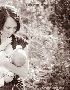 Beautiful Breastfeeding Photos