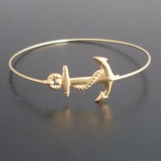 anchor bracelet, #jewelry
