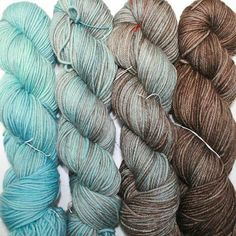 cephalopodyarns — Bugga! Ombre and Gradient Kits