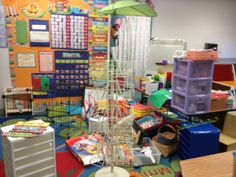 Classroom Cleaning, Organizing, and Purging