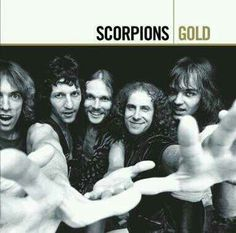 Scorpions - one of the bets German bands of all time