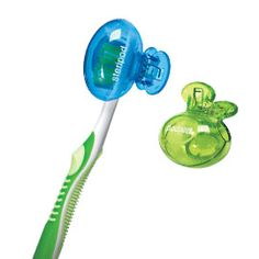 Toothbrush sanitizer. Bed,bath & beyond. Love these