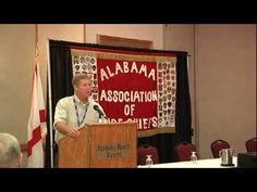 Alan Martin, Tuscaloosa Fire Chief and 2011 President of Alabama Association of Fire Chiefs (AAFC), talks about the advantages of joining the AAFC.