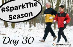 sparktheseason winterwel, fit, beat, healthi holiday, workout cloth, blue, healthi diet, winter workout, winterwel challeng