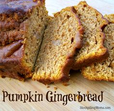 Amazing tasting from scratch recipe that is perfect for autumn!