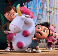 Despicable Me....it's so FLUFFY!