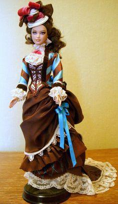 Dolls of the world  Barbie   Sumatra-Indonesia