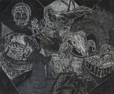 Suzanne Archer: Displacement :: Dobell Prize for Drawing 2012 :: Art Gallery NSW