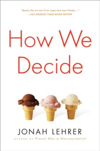 Title: How We Decide | Author/Guest: Jonah Lehrer | Episode 05020 | #Books #ColbertReport