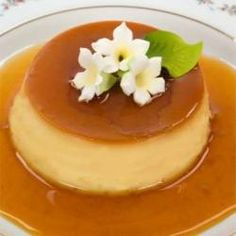 Flan Recipes From Puerto Rico
