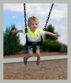 Toddler Swing, Portable Baby Swing, Outdoor Swing Attachment – BabySwingSling - Portable Swing Attachment