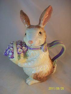 easter teapot | eBay