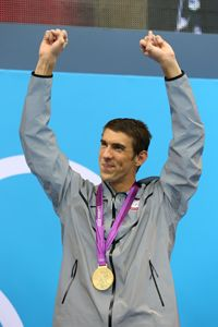 Michael Phelps becomes most decorated Olympian in history