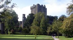 The Blarney Castle in Ireland...amazing!