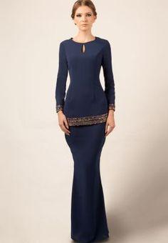 nikah idea baju raya inspirasi raya fashion idea baju kurung tradit ...