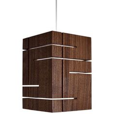 Claudo Pendant by Cerno: Cerno aims to be accountable to the environment, by building products that last, using a responsible material pallet and energy-efficient LED technology in all of their designs. #earthday