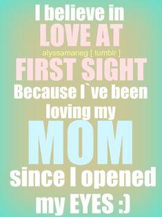 MoM! :]