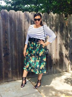 Modest Style: How to Wear Mixed Prints