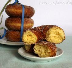 Fatti fritti di mamma Palmira   Pane e Gianduia