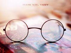 Merci Harry Potter .