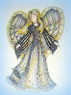 Christmas Angel 2011 by ledenzer, via Flickr