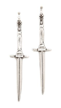 Shop now: Pamela Love Dagger Earrings