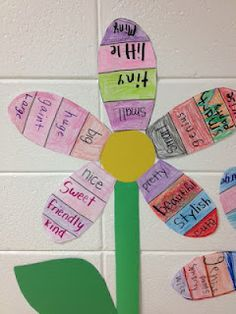 Blooming Synonyms!!