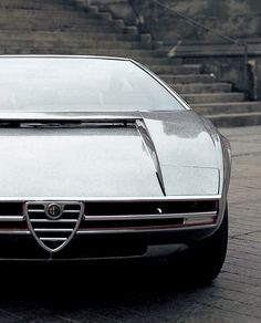 1969 Alfa Romeo 33 Iguana